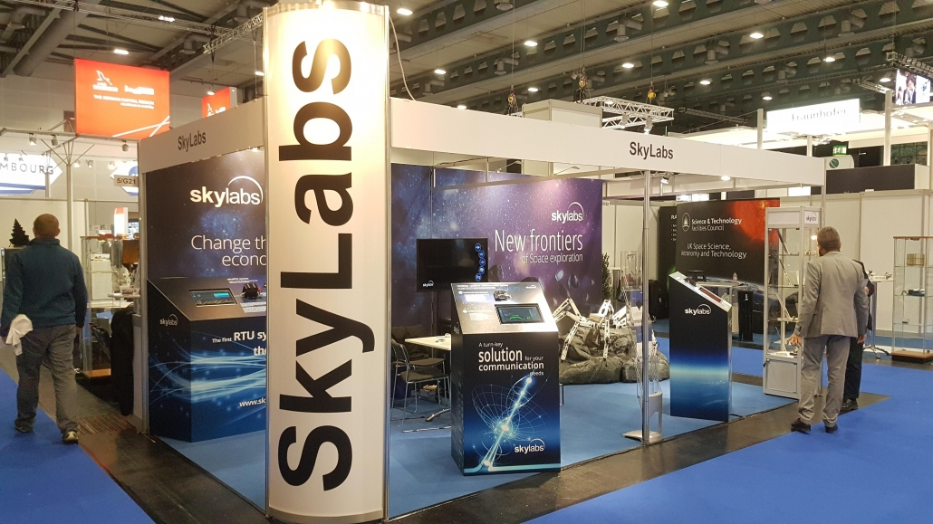 SkyLabs SpaceTechExpo Stand