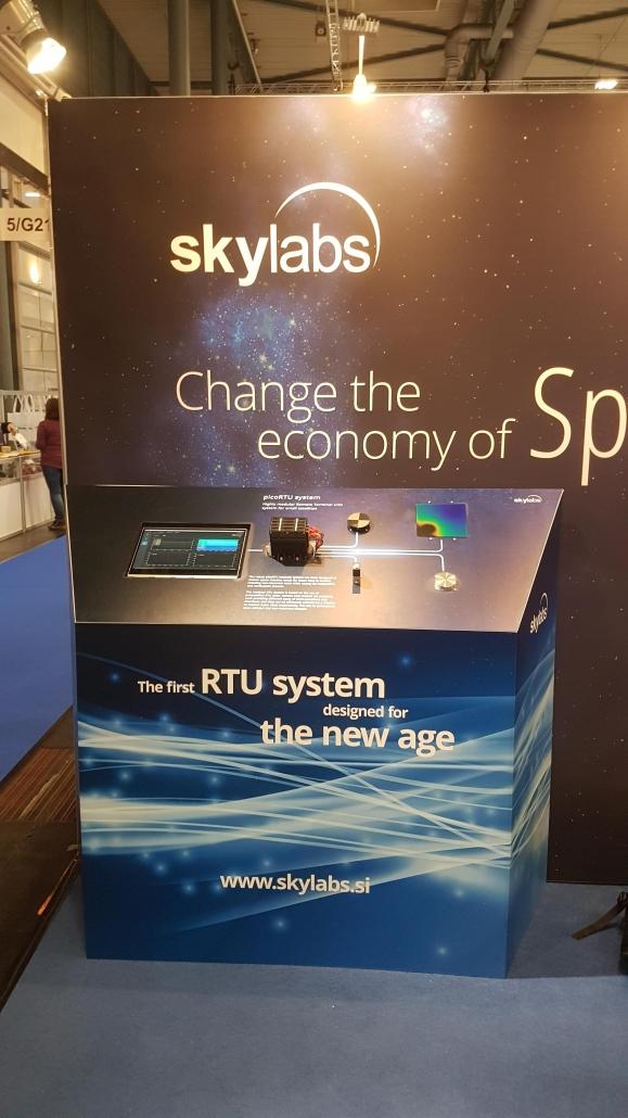 picoRTU - New modular RTU system for small satellite missions